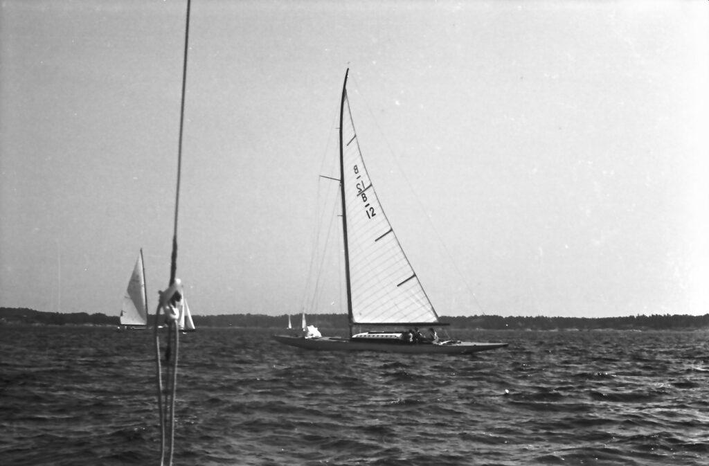 Sandhamnsregattan 1980 ©Per Thelander