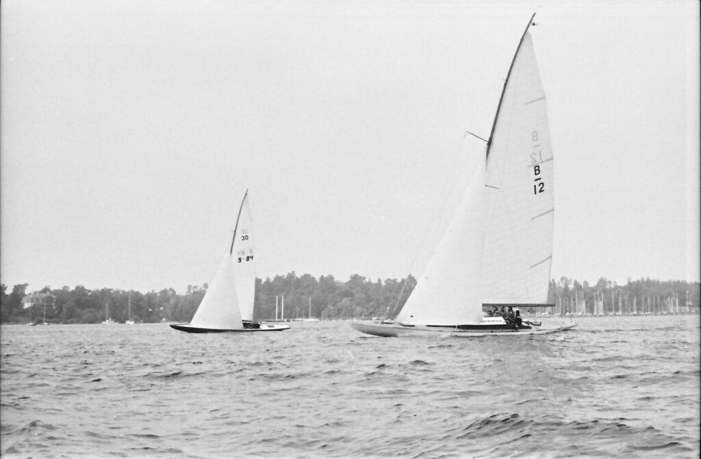 Segelbåtens dag1981 ©Per Thelnder