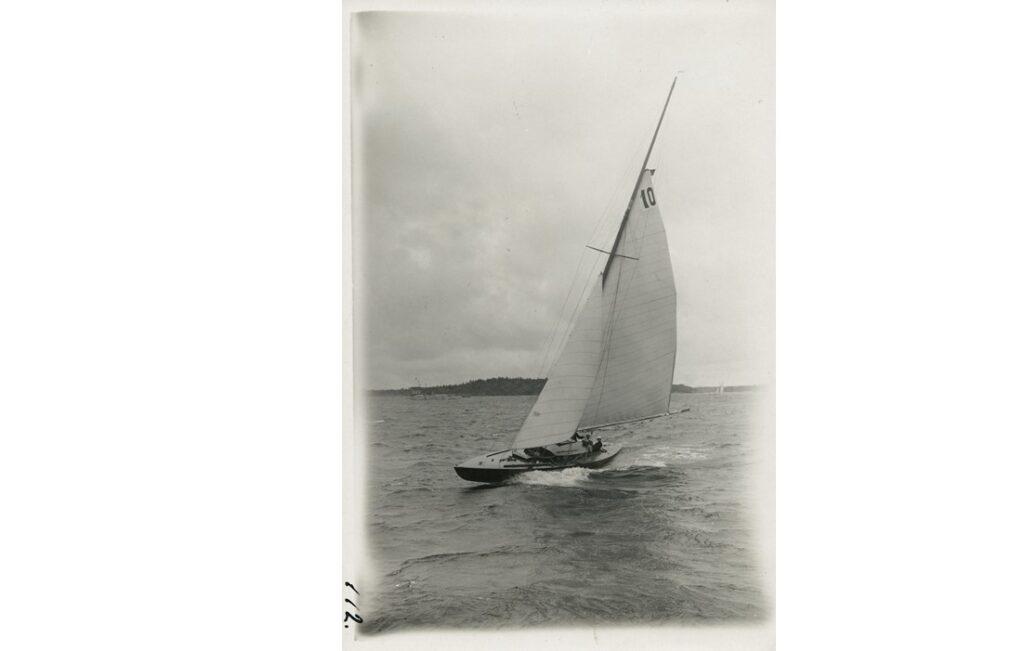 Sandhamnsregattan 1922 ©SCIF